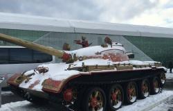 hohloma_tank_3-250x160-ddc9a54608e2627d1bc84e119e5f6c71 01.11.2016: Военно-патриотический парк культуры и отдыха «Патриот»