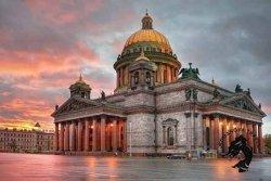 27-31.03.2019 Весенние каникулы в Санкт-Петербурге