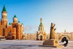 25-27.10.2019 Казань - Свияжск - Йошкар-Ола