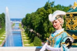 16-20.05.2019 Санкт-Петербург. Открытие фонтанов