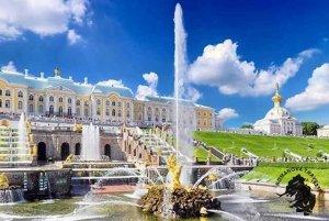 27-30.05.2021 Санкт-Петербург. Здравствуй, Питер!