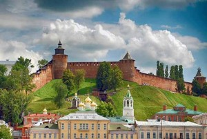 NIZHNY NOVGOROD - THE CAPITAL OF THE VOLGA REGION