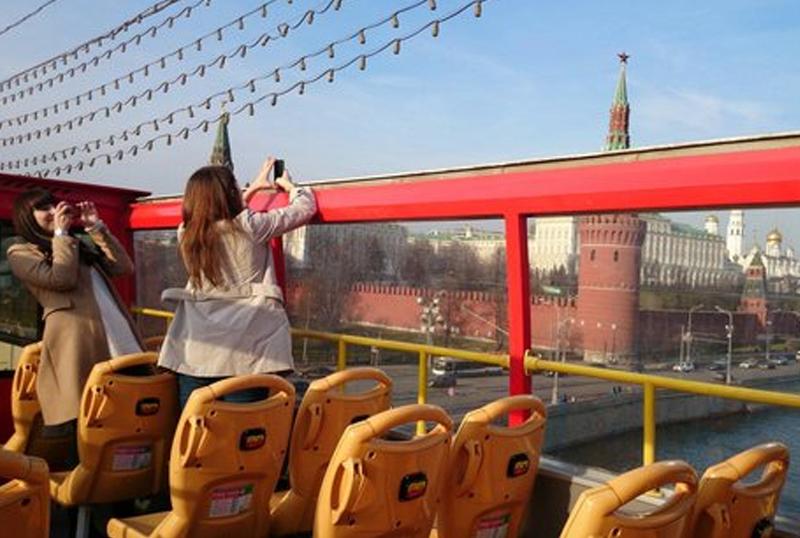 Автобусная экскурсия по москве автобус