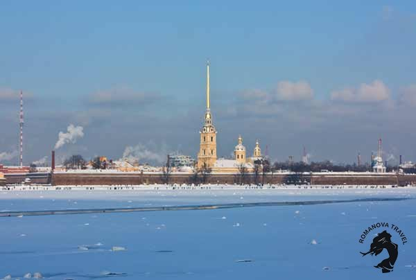 Новый 2018 год в Санкт-Петербурге