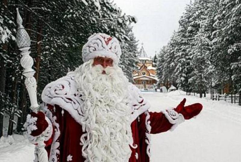 Новый год в великом устюге из ульяновска